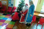 Празнуване на руската Коледа в детската градина