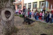 Демонстрации с полицейски кучета