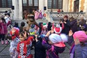 "Участие на група"" Мечо Пух"" в Масленица, Кукеровден и Сирни Заговезни"